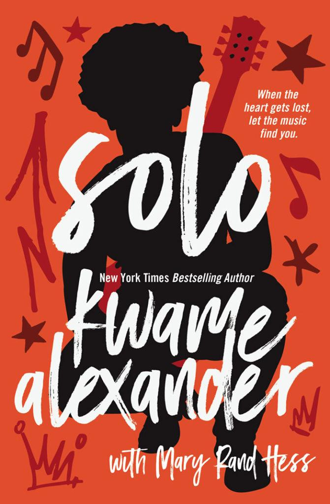 Book Review: Solo by Kwame Alexander