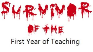 A Satirical Look at the Experience of a New Teacher