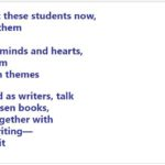 """Two Poems: """"Reluctant School Reader's Lament"""" and """"I Never Thought I'd Be a Writing Teacher"""""""