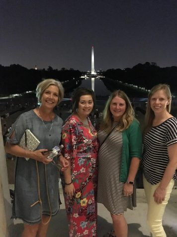 Board Members Attend NCTE Affiliate Meeting