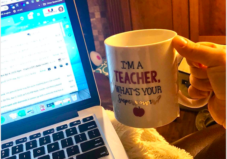 Teacher Appreciation Week: I See You