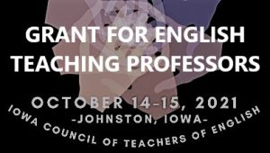 Apply for a Conference Grant for English Teaching Professors